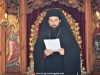 The School Director, Dragouman Archimandrite Mattheos at the Sermon of the day