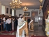 The Most Reverend Archbishop Isidoros of Hierapolis and entourage at the Divine Liturgy