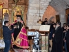 The Most Reverent Metropolitan Isychios of Kapitolias at the Katavasiae of Matins