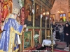 The Most Reverent Metropolitan Isychios of Kapitolias offering incense before the congregation