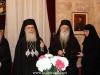 His Beatitude with the Elder Hegoumen Archimandrite Theodoritos