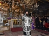 The Most Reverend Archbishop Isidoros of Hierapolis at the Divine Liturgy of the Pre-Sanctified Gifts