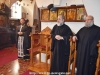 The Hagiotaphite Fathers at the 1st Pre-Sanctified Liturgy of Great Lent