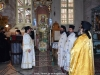 The Most Rev. Metropolitan Joachim of Helenoupolis and entourage at the Pre-Sanctified Liturgy