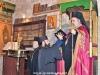 The Most Rev. Archbishop Theodosios of Sebastiya at Matins