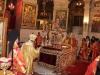 His Beatitude offering incense at the Divine Liturgy in the Holy Altar