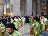 The Litany three times around the Holy Sepulchre