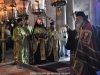 His Beatitude blesses the incense