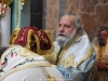 The Most Rev. Metropolitan Isychios of Kapitolias at the D. Liturgy