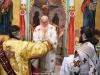 The Most. Rev. Metropolitan Kyriakos of Nazareth at the Divine Liturgy