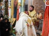 The Most Rev. Metropolitan Alexander of Pereyeslav at the D. Liturgy