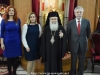 Commemorative photo from the meeting of Minister of Justice Mr. Kontonis with His Beatitude