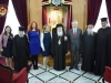 Commemorative photo at the Patriarchate Hall