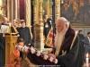 The Most Rev. Metropolitan Nikolaos of Mesogaia recites the 2nd Stasis of the Salutations