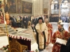 Elder Kamarasis recites the 4th Stasis of the Salutations