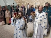 Divine Liturgy on the commemoration of St. Lazarus' Resurrection at the Shrine of Ascension