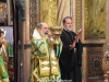 His Beatitude at the Great Entrance