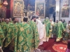 Priestly osculation at the Holy Altar