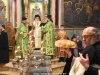 The blessing of bread at Vespers