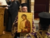 Veneration of the Bridegroom's icon at Praises