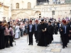 Descend to the Church of the Holy Sepulchre for the Service of the Passion