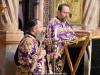 Archimandrite Demetrios at the Gospel of the Deposition