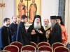 The choir of the Church of the Holy Sepulchre sings hymns of the resurrection