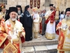 Prayer at the Courtyard of the Church of the Holy Sepulchre
