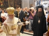 His Beatitude offering incense