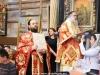 The Most Rev. Archbishop of Sebastia at the Gospel in Arabic