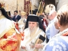 His Beatitude and the Archbishops go to the Church in their liturgical vestments
