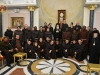 Visit of the Franciscan Fraternity on the occasion of Easter