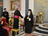 The Latin Patriarchate's visit on the occasion of Easter