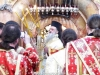 The Most Rev. Archbishop Demetrios of Lydda at the D. Liturgy