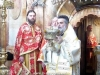 The Most Rev. Archbishop Theophanes of Gerassa at the Divine Liturgy