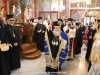 His Beatitude's entrance at St. George's Church in Cana