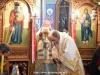 The Most Rev. Metropolitan Kyriakos of Nazareth at the D. Liturgy