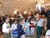 Children sing Christ is risen
