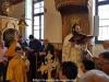 Gospel reading in Arabic