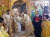 His Eminence Aristarchos at the Divine Liturgy