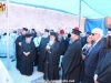 The Patriarchal entourage visits the Shrine of the Ascension