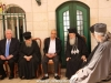 His Beatitude visits Imam's house near the Shrine