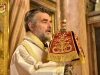 The officiator of the D. Liturgy Most Reverend Archbishop Theophanes of Gerassa