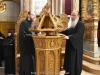 The Choir Leader Archimandrite Aristovoulos and Archimandrite Leontios