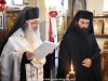 The Archbishop-Elect Christophoros of Kyriakoupolis accepts the Message