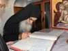 The Members of the Synod sign the Code of Consignment for the Archbishop of Madaba