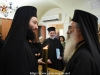 The Bridal leaders at the house of the Archbishop-Elect of Madaba
