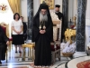 The Most Reverend Archbishop Aristovoulos of Madaba thanks His Beatitude and the Holy Synod