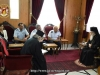 Air-Force Commander of Cyprus Mr. Yiannakis visits the Patriarchate