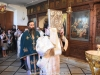 Divine Liturgy at the Church of the Holy Trinity in Zion